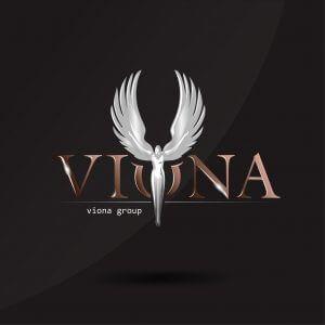 طراحی لوگو ترکیبی ویونا