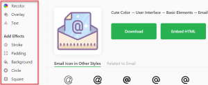 icons8 tools