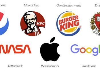 7 نوع لوگو
