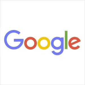 لوگو تایپ گوگل