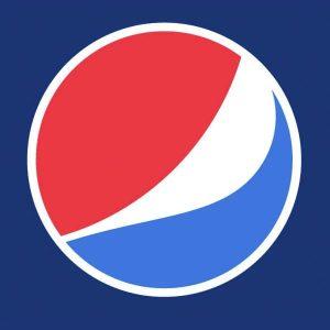لوگو انتزاعی پپسی