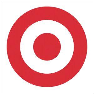 لوگو تصویری Target bullseye