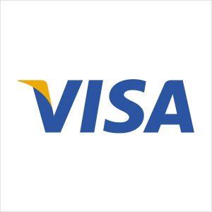 لوگو تایپ visa