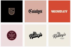 ایده طراحی لوگو در bmnicks