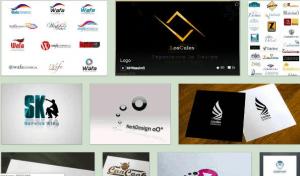 ایده طراحی لوگو در deviantart
