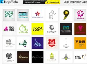 ایده طراحی لوگو در logo talkz