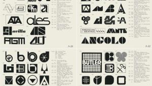 ایده طراحی لوگو در vintage logos