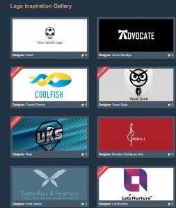 ایده طراحی لوگو در logo gala
