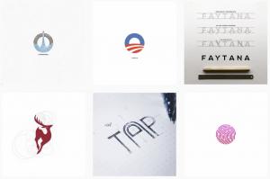 ایده طراحی لوگو در logoimport