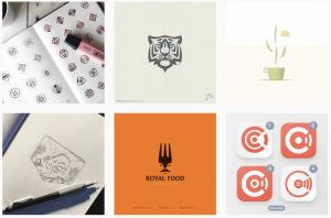 ایده طراحی لوگو در logopassion