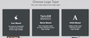 طراحی لوگو آنلاین tailorbrands