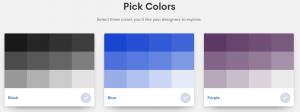 طراحی لوگو آنلاین در designhill