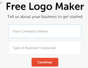 طراحی لوگو آنلاین در namecheap