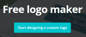 شروع طرحی لوگو در canva