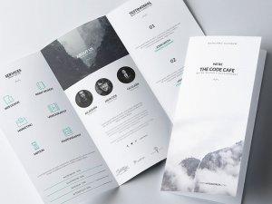 نکات طراحی بروشور