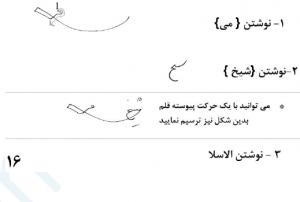 آموزش طراحی امضا