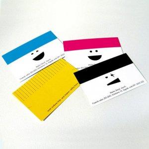 طراحی کارت ویزیت خلاقانه