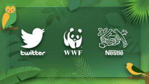 شناخت ارزش برند در طراحی لوگو حیوانات