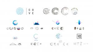طراحی لوگو به صورت تک رنگ
