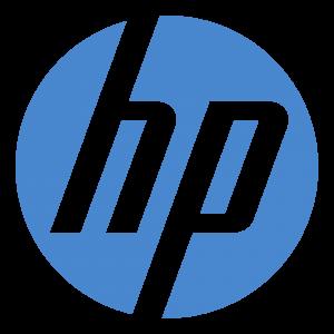 انواع لوگو - لوگو HP
