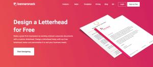 طراحی سربرگ آنلاین در Bannersnack